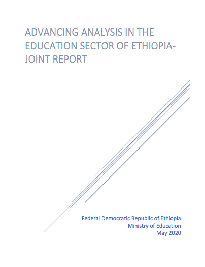 Ethiopia Education Sector Analysis
