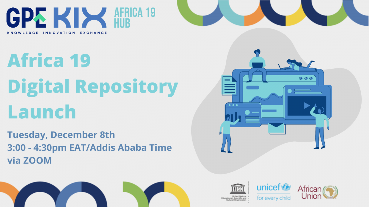 Africa 19 Digital Repository Launch